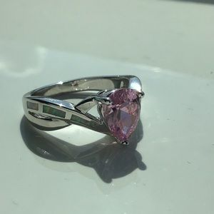 Jewelry - 💞NEW! Pink Topaz in Solid 10k Gold!💞
